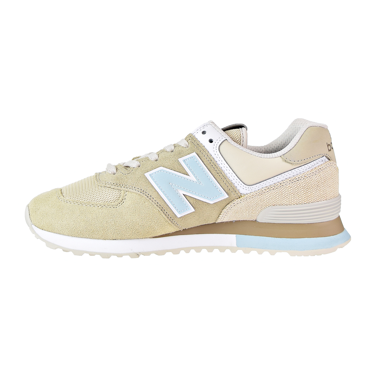 New Balance 574 Retro Surf Men's Shoes Sand/Green ml574-bsb