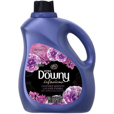 Downy Infusions Fabric Softener, Lavender Serenity, 103 Oz