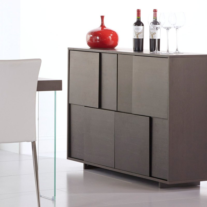 Euro Style Cabrio Buffet Sideboard by Euro Style