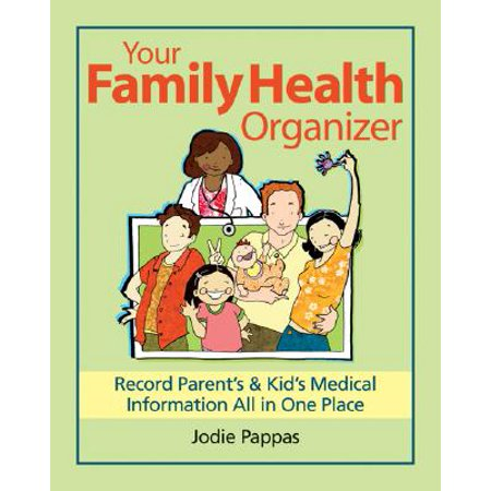 Your Family Health Organizer : Record Parents