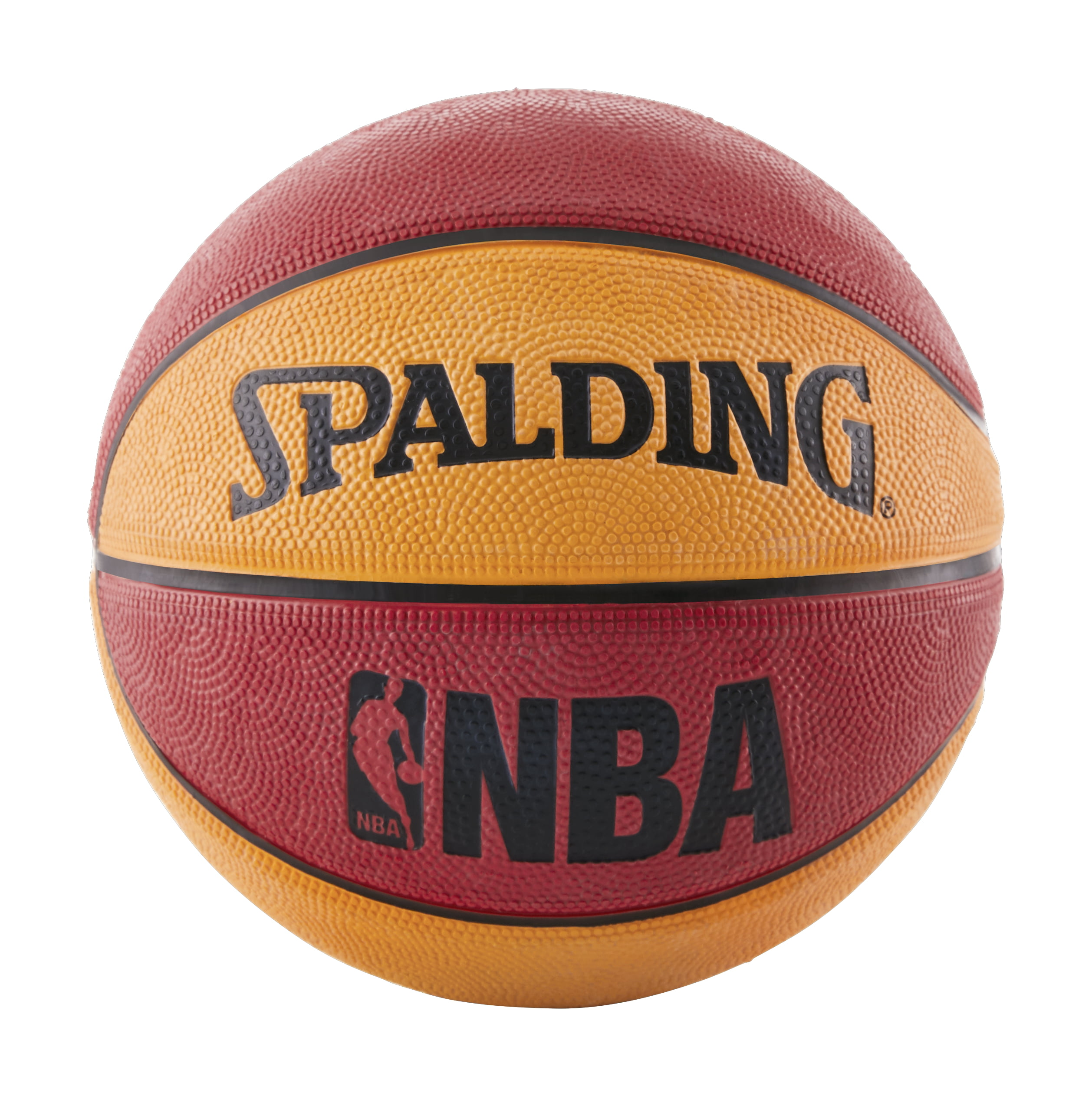 Spalding nba mini 22 basketball red orange - Spalding basketball images ...