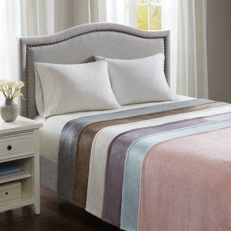 Comfort Classics Ultra Soft MicroLight Plush (Solid Pine Blanket)