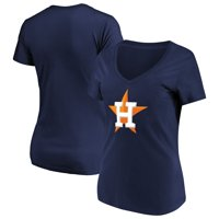 2df6a6b7a30 Product Image Women s Majestic Navy Houston Astros Top Ranking V-Neck T- Shirt