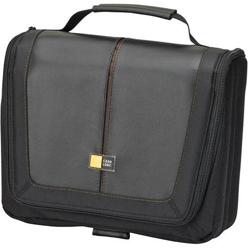 """Case Logic In-Car Case for 7-9"""" Portable DVD Players"""