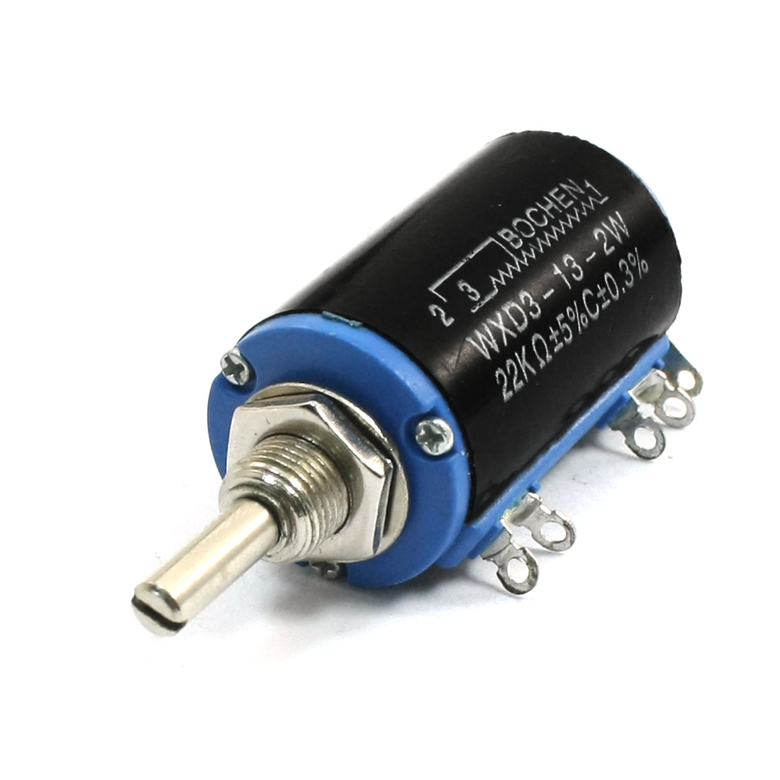 Wxd3–13 22 K Ohm 4 mm Tige Fil blessure contr le du volume Pot potentiomètre - image 1 de 1