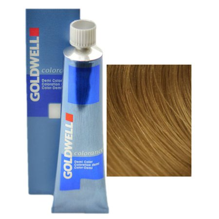 Goldwell Colorance Demi Color Acid Semi-Permanent Hair Color Coloration (2.1 oz. tube) (Color : 8N - Light