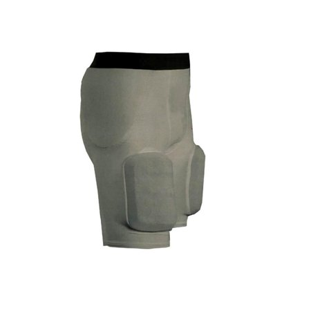 (McDavid Classic Logo 7412 CL Rival Girdle - Gray - Medium)