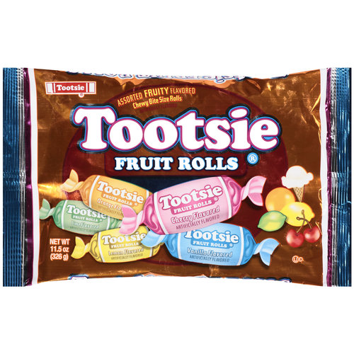 Tootsie Fruit Rolls, 11.5 oz