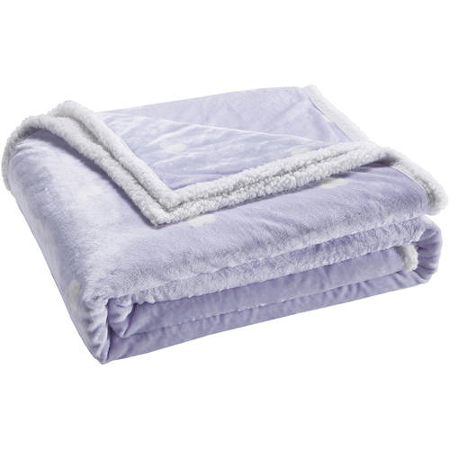 Kelly Bash Sherpa Throw