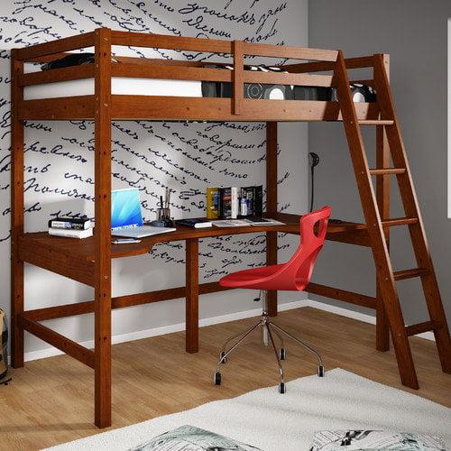 Donco Kids Donco Kids Twin Loft Bed Walmart