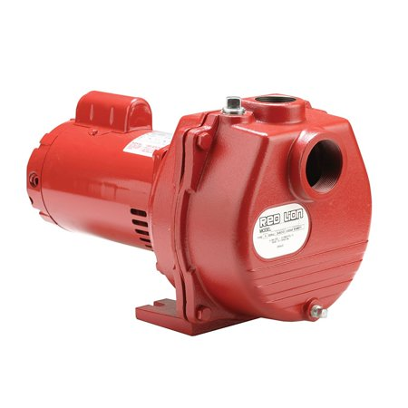 - Red Lion 1.5 Horsepower 71 GPM Cast Iron Irrigation Sprinkler Pump | RLSP150