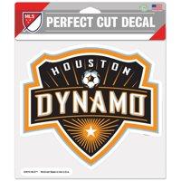 """Houston Dynamo WinCraft 8"""" x 8"""" Perfect Cut Decal"""