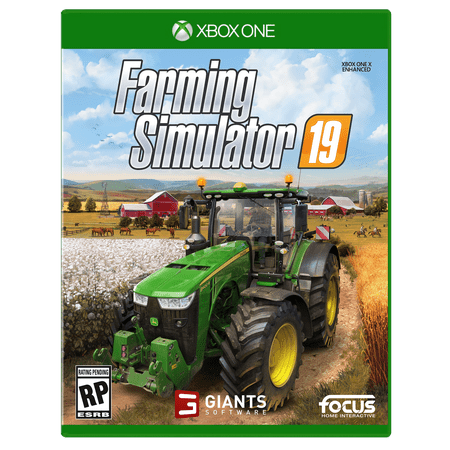 Farming Simulator 19, Maximum Games, Xbox One, (Best Space Sim Games)