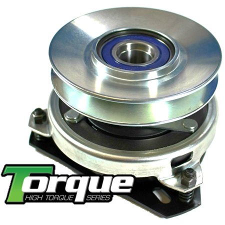 Replaces Warner 5215-11 Electric PTO Clutch - with High Torque & Bearing Upgrade