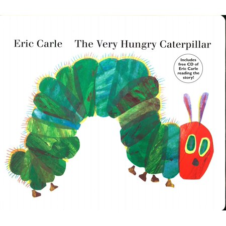 Very Hungry Caterpillar (Board - The Very Hungry Catepillar
