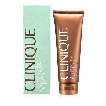 Clinique - Self-Sun Body Tinted Lotion - Medium/ Deep