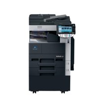 Refurbished Konica Minolta BizHub 363 A3 Monochrome Laser Multifunction Copier - 36ppm, Copy, Print, Color Scan, Auto Duplex, Network, 1800 x 600 dpi, 2 Trays, Cabinet