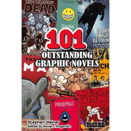 101 Outstanding Graphic Novels by