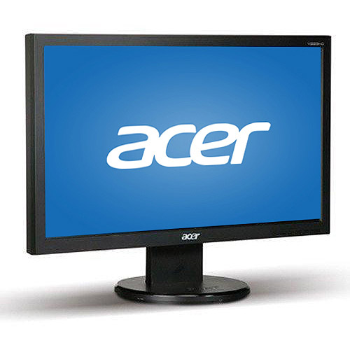 "Refurbished  Acer V203hl Bjobd 20"" Monit"