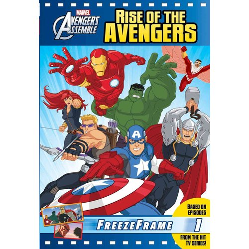 Marvel Avengers Assemble: Rise of the Avengers 1: Freeze Frame