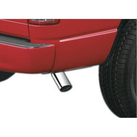 Ram® Performance Accessories Mopar Part # 82208243AB Chrome Exhaust Tip for Ram 1500, 2500, 3500, 4500, & 5500