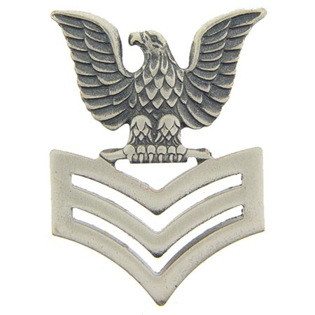 Rank Insignia (Petty Officer 1st Class Rank Insignia Left)