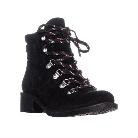 950c071715281 Sam Edelman - Womens Sam Edelman Darrah Lace Up Ankle Combat Boots ...