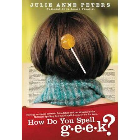 How Do You Spell G-E-E-K? - eBook