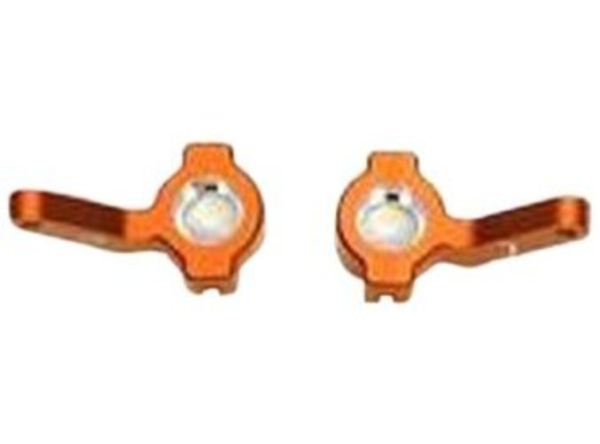 ST Racing Concepts STA80073BK Aluminum Heavy Duty Steering Link Set for The Axial Wraith Black