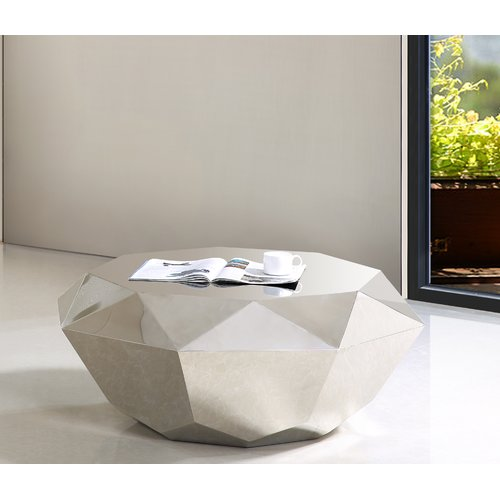 Everly Quinn Manor Coffee Table