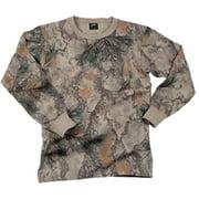 Natural Gear Long Sleeve Tshirt Natural Camo Large