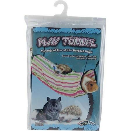 8in 1 Guinea Pig - Super Pet Super Play Tunnel Gerbil & Guinea Pig Toy, 15.5