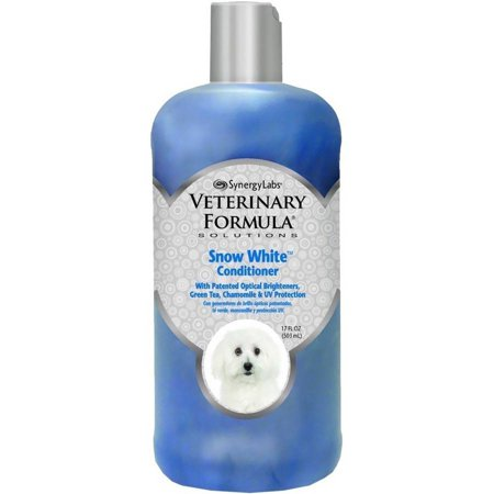 Veterinary Formula Snow White Conditioner, 17 fl oz