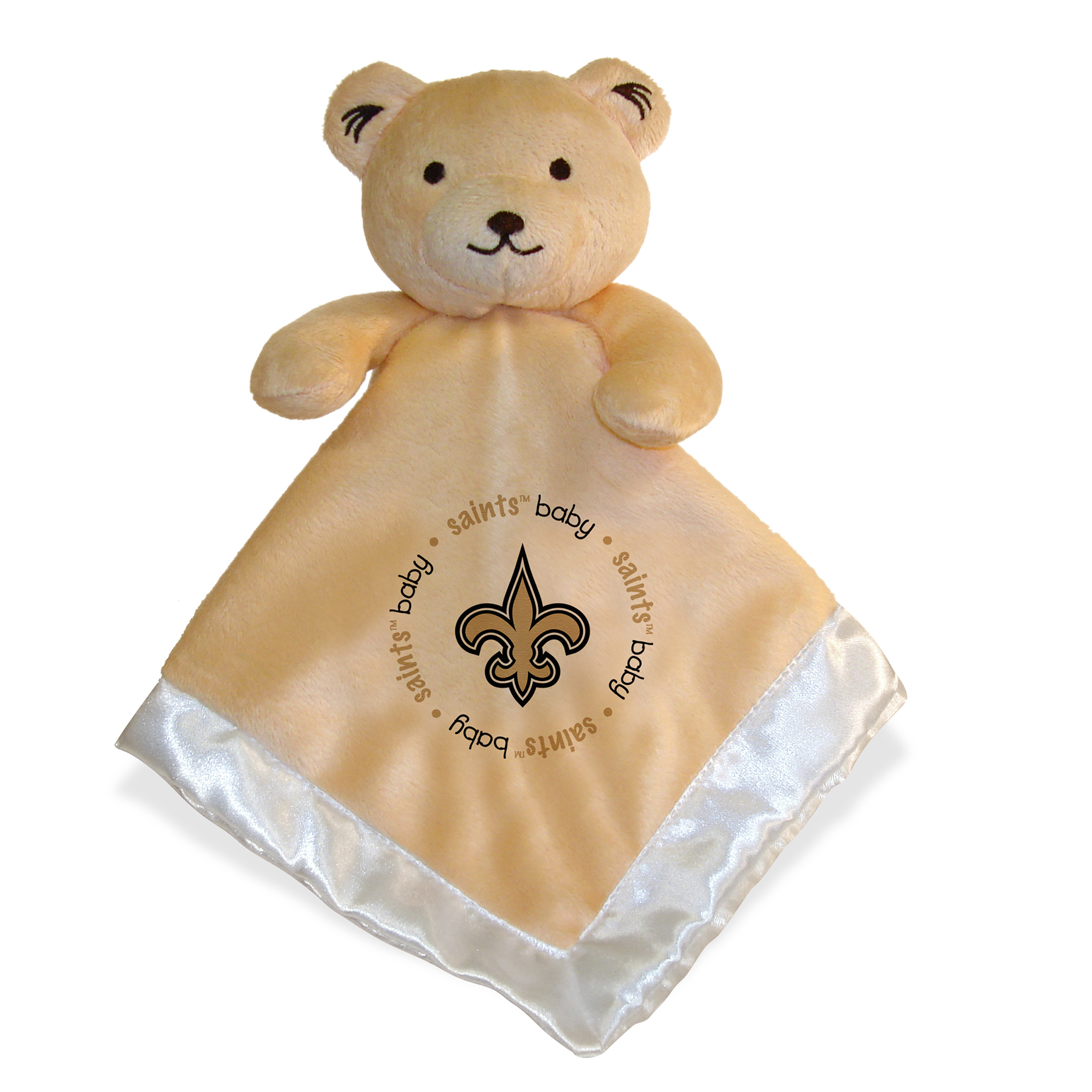 NFL New Orleans Saints Security Bear
