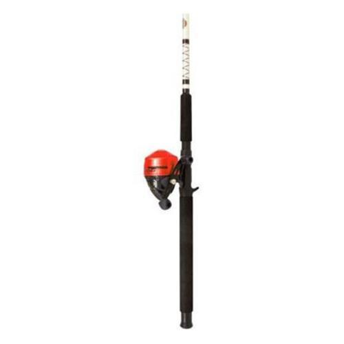 Zebco Spincast 606 LE Reel and Z - Glass Combo