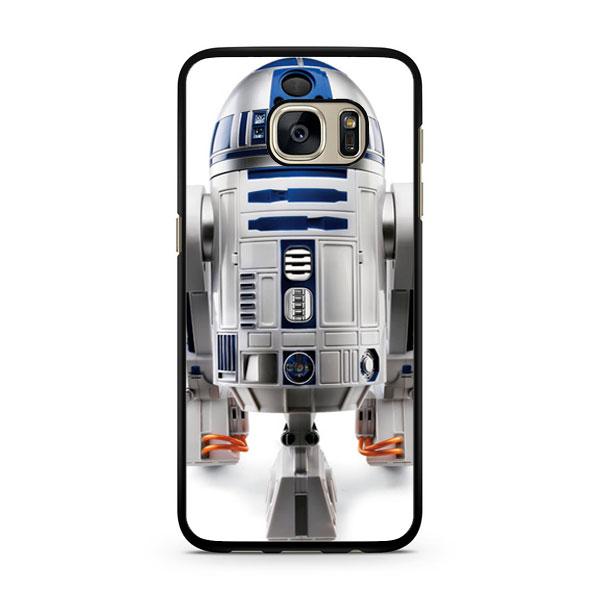 Star Wars R2D2 Galaxy S7 Edge Case
