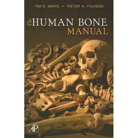 The Human Bone Manual (Paperback)