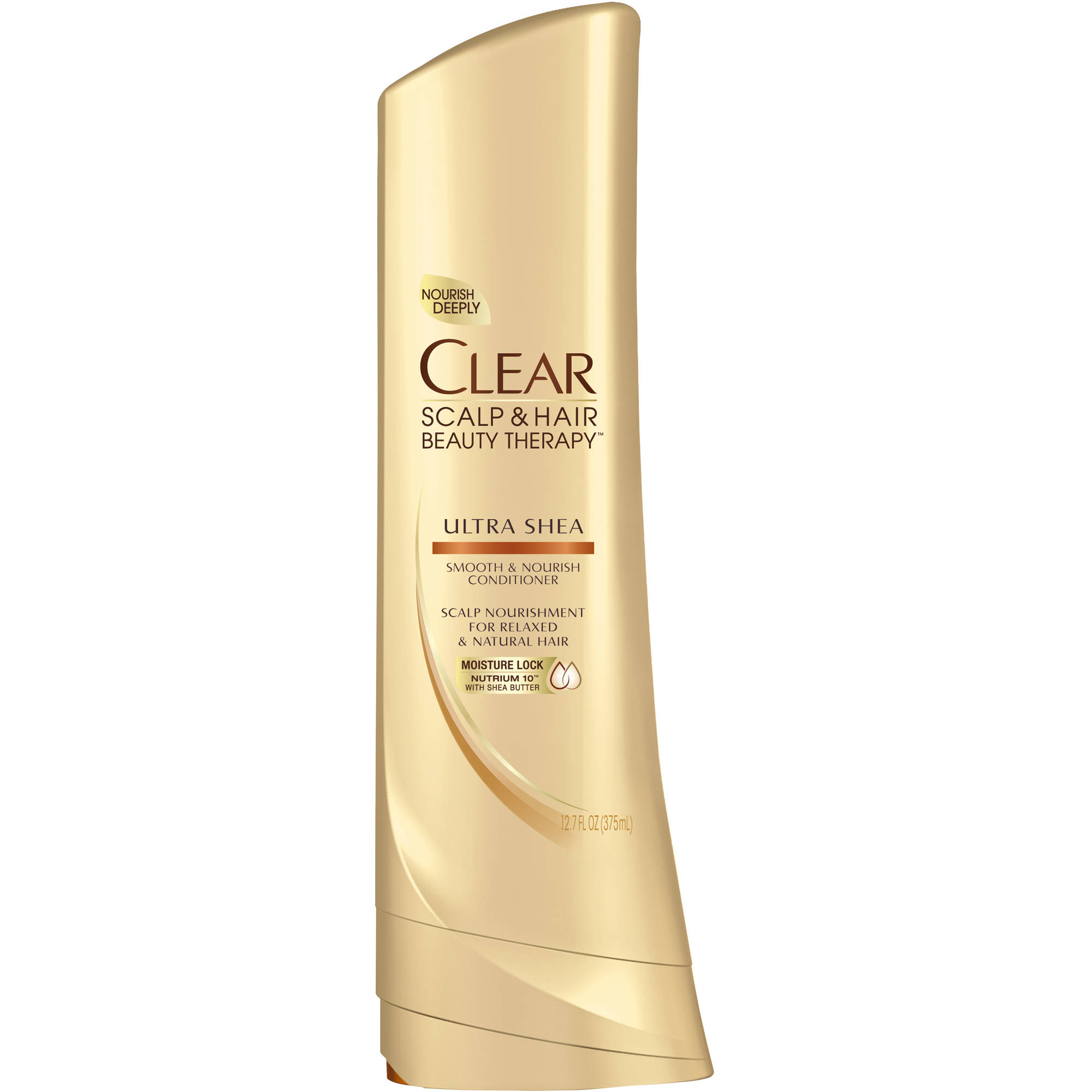 Clear Ultra Shea Conditioner, 12.7 oz