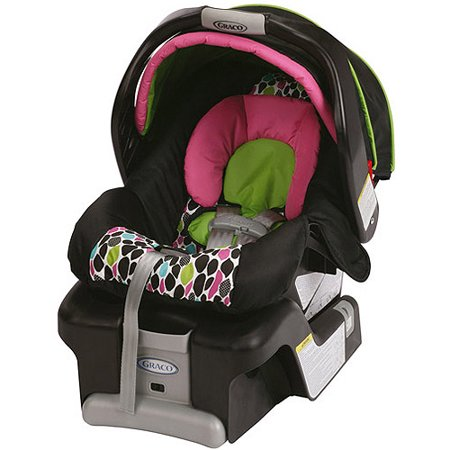 Graco SnugRide Classic Connect 30 Infant Car Seat, Maci - Walmart.com