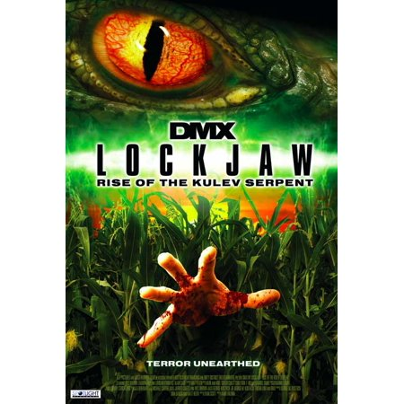 Lockjaw: Rise of the Kulev Serpent - movie POSTER (Style A) (27