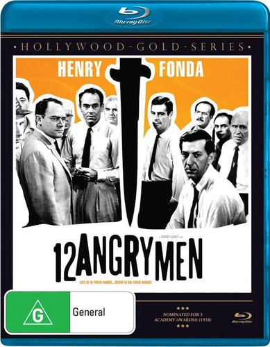 12 Angry Men (Blu-ray) by