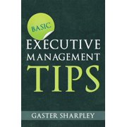 Basic Executive Management Tips - eBook