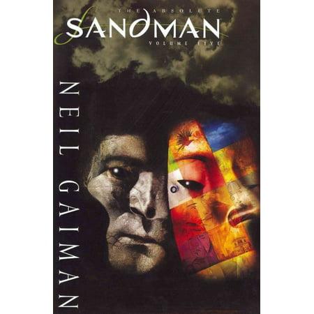 The Absolute Sandman 5