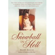 A Snowball in Hell : The True Story of the Adoption That Broke a Scandal Open on Three Continents and the Story of a Mother's Love