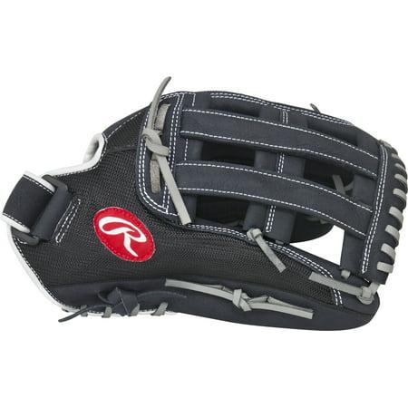 Black Baseball Glove - Rawlings 13
