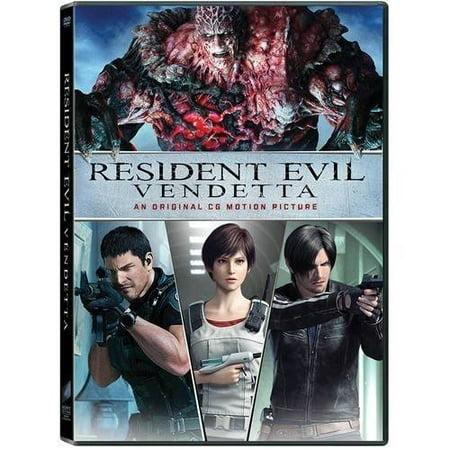Resident Evil: Vendetta (DVD)](Evil Circus Ringmaster)