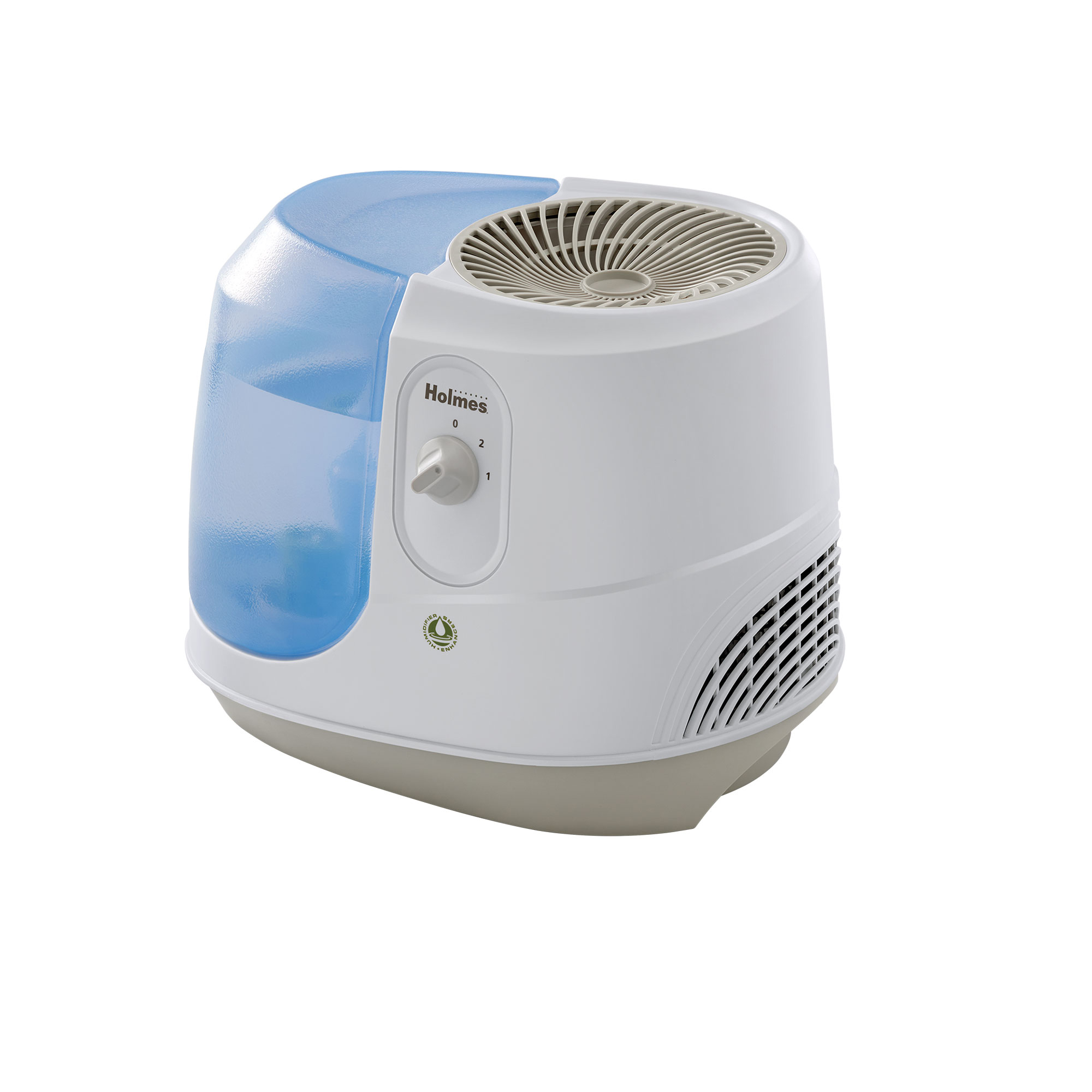 Holmes Cool Mist Humidifier Small Room 1 Gallon White