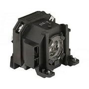 Replacement for EPSON POWERLITE 1705C LAMP and HOUSING