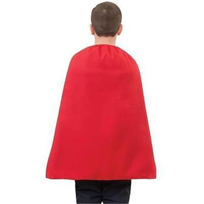RG Costumes 75070-R 26 in. Superhero Child Cape - Red - image 1 de 1