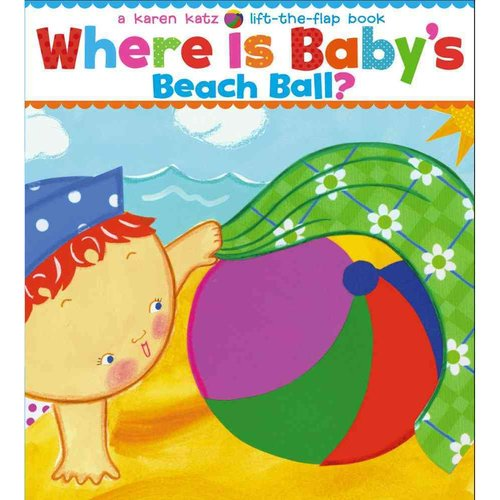 Where Is Baby's Beach Ball?
